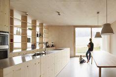 Cozinhas por Innauer-Matt Architekten ZT GmbH