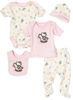 ⓗⓔⓛⓛⓞ ⓚⓘⓣⓣⓨ  baby outfit