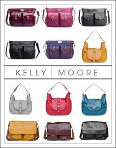 kelly_moore_bags - fun & functional, they hold your big camera and lots more!