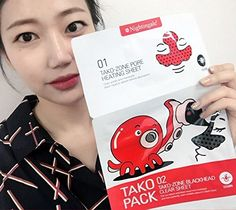 Nightingale Tako Pack 3 Steps Black Head Clear Solution -- Read more reviews of the product by visiting the link on the image.