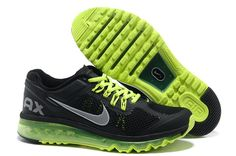premium selection 989dc 4e21b Find Discount Nike Air Max 2015 Mesh Cloth Men Sports Shoes - Black Green  Online online or in Pumacreeper. Shop Top Brands and the latest styles  Discount ...