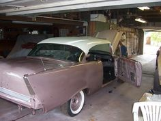 Dusk Pearl 57 update - TriFive.com, 1955 Chevy 1956 chevy 1957 Chevy Forum , Talk about your 55 chevy 56 chevy 57 chevy - Belair , 210, 150 sedans , Nomads and Trucks, Research, Free Tech Advice