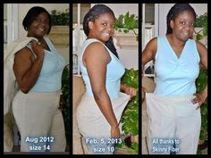 Check out Gail's Skinny Fiber testimony | Health & Weight Loss Success with Coach Marcus