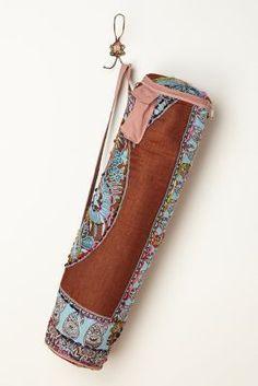 ENJOY.FIT Yoga Matte Tragetasche mit Netz Tasche Yogamatte Bag Nylon Fitness NEU
