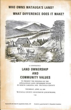 The Backlog Blog | New Discoveries in the W.L. Eury Appalachian Collection at Appalachian State University. Librarians, State University, Kentucky, Discovery, Southern, Collections, Mountains, History, Blog