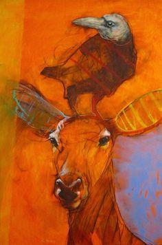 Rebecca Haines- Tom Ross Gallery, Santa Fe