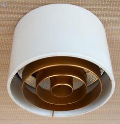 Ceiling light (Orno 971-135) designed by Yki Nummi for Stockmann-Orno.