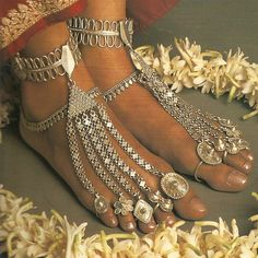 indigenous beauty | Indigenous Body Adornment / Jewelry in India