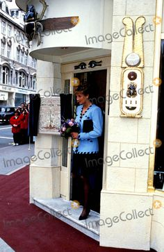 Princess Diana the Egyptian House For Productive Families, London Photo: Dave Chancellor-alpha-Globe Photos Inc 1993