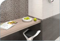 Entre nuestros revestimientos del catálogo 2014 presentamos esta serie Berilo para baños que enamoran  A new bathroom concept #ceranosa #picoftheday #instaceranosa #cevisama #interiordesign #bath #bathroom #WallTiles