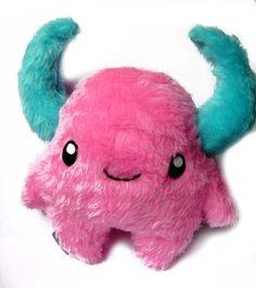 Big Fluse: Kawaii Plush Monster Kuschelmonster...