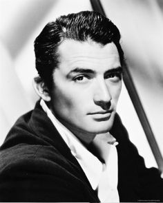 "Old Hollywood Glamour ~ Gregory Peck, late Starred in one of the best films ever made, ""To Kill A Mockingbird."" Old Hollywood Glamour ~ Gregory Peck, late Starred in one of the best films ever made, To Kill A Mockingbird."