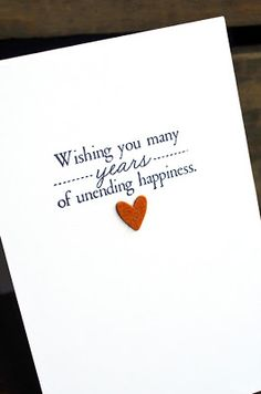 Simple and Whimsical Wedding card Happy Birthday Best Friend Quotes, Short Birthday Wishes, Happy Birthday Wishes Cards, Birthday Wishes And Images, Birthday Cards For Friends, Birthday Wishing Quotes, Happy Birthday Husband, Birthday Ideas, Wedding Wishes Quotes
