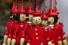 Pinocchio dalle mille Facce by valez85, via Flickr