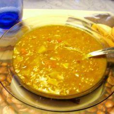 Linssikeitto (kotikokki.net). Helppo tehdä, ja kelpasi Otsollekin. Ethnic Recipes, Food, Essen, Meals, Yemek, Eten