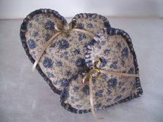 Oh Blue How I Love You by cynthia chapman on Etsy