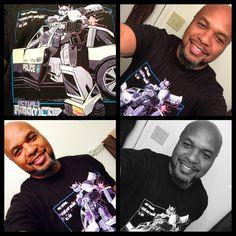 T-shirt of the day! Actual Robo(t)Cop! #TSOTD #transformers #robocop #mashup #prowl #morethanmeetstheeye #autobotcop #robotcop #transformers4life #tshirtassassin