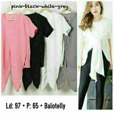 Short Sleeve Blouse, Kimono Top, Black And White, Grey, Sleeves, Pink, Tops, Women, Fashion