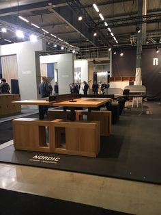 Architectural design in sit-stand furniture Stockholm, Architecture Design, Conference Room, Table, Furniture, Home Decor, Architecture Layout, Decoration Home, Room Decor