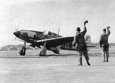 Kawasaki Ki-61 of 244 Sentai