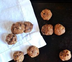 Sweet and chewy just like cookie-dough, but with a medicinal twist!