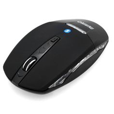 MEMTEQ Bluetooth Wireless Mouse Optical LED 1600 DPI for Laptop/PC Adjustable