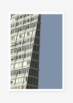 One Park West by JoeRampley on Etsy