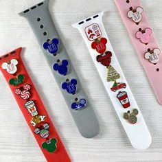 Disney Apple Watch Band, Apple Watch Bands, Apple Watch Accessories, Bow Accessories, Smartwatch, Apple Watch Fashion, Apple Watch Wristbands, Rose Gold Apple Watch, Disney Magic Bands