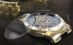 KeyShot Watch Rendering - Seghier Mohamed Abdelaziz - Dream Watch