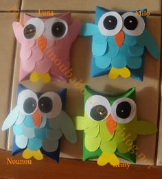 . Nanny Activities, Creative Activities For Kids, Diy For Kids, Crafts For Kids, Toilet Paper Roll Crafts, Paper Crafts, Rainy Day Crafts, Toddler Crafts, Christmas Art