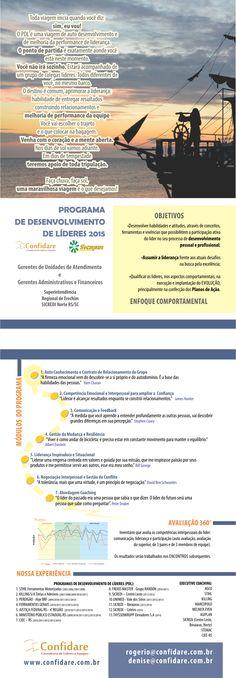 Folder, curso/treinamento corporativo, 2015 (http://muralmarcon.blogspot.com.br/2015/03/campanha-confidare-marconbrasil.html)