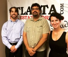 On this week's Around Atlanta edition of Atlanta Real Estate Forum Radio, Daniel Horowitz Garcia, regional manager for StoryCorps, and Diana Guyton, facilitator for StoryCorps, joined our hosts Todd Schnick and Bryan Nonni in-studio.