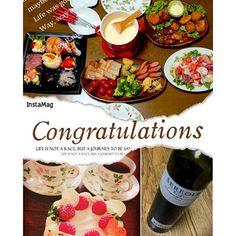 mico_vanilla2016.2.18 . いつもと違う日は、まったりおうちごはん いっぱい作って、美味しかった おめでとう ありがとう よろしくね #congratulations  #anniversary #homeparty  #dinner #cheesefondue #carpaccio #cake #coffee #wine #SEREOLE #おめでとう #ありがとう #記念日  #おうちごはん #チーズフォンデュ  #ケーキ #コーヒー #ワイン