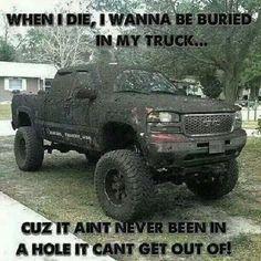 mudder truck