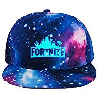 Fortnight Gaming Boys Girls Glow in the Dark Baseball Snapback Cap Hat PS4 XBOX