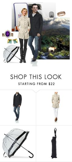 """""""Carrie x Quinn AU set #45- Canada Royal Tour- Dedication of the Great Bear Rainforest"""" by varia3 ❤ liked on Polyvore featuring Tommy Hilfiger, Vero Moda, Fulton and Prada"""