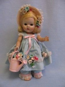 Image result for 1950's ginny doll
