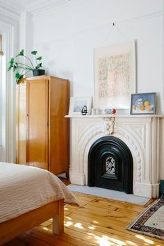 A CUP OF JO: Brooklyn brownstone house tour
