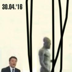 Bruno Capatti, 30.04.'16 - Reggio Calabria, il premier Renzi inaugura il museo dei Bronzi di Riace