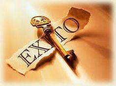 Reflexionemos qué significado tiene la palabra Éxito para nosotros...