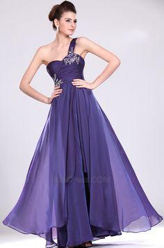 21392d189b1b Οι πτυχωμένες μπούστο Αμάνικο Χάνει Μήκος πατωμάτων Βραδυνά φόρεμα - Σελίδα  1 Μωβ Φορέματα Παράνυμφων