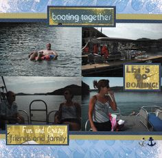 Boating Together Layout