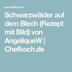 Schwarzwälder auf dem Blech (Rezept mit Bild) von AngeliqueW | Chefkoch.de