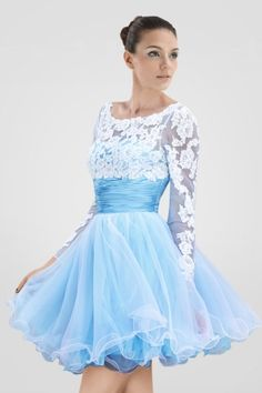 honorable-scoop-neckline-illusion-long-sleeves-sweet-16-dress-featuring-appliques-and-pleats