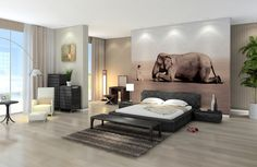 #interiordesign #intericad Bedroom made by Emilio A.