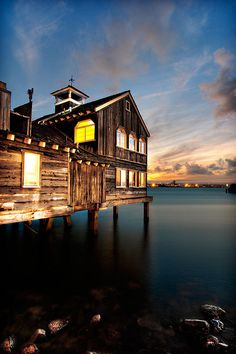San Diego Pier Cafe -