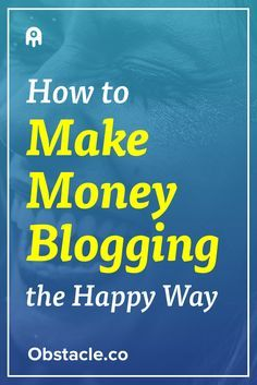 There are many different ways to make money from your blog. You need to find the…