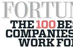 Fortune dergisine göre 2014 yılında çalışılacak en iyi 25 şirket.