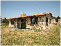 Construcciones Rústicas Gallegas - Casas rústicas de piedra - Diseños - Tomiño