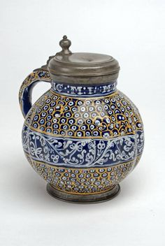 Hungarian Embroidery, Serving Dishes, Embroidery Patterns, Tea Pots, Vase, Ceramics, Hungary, Tableware, Austria